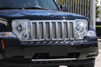 T-Rex® - 7-Pc Sport Series Chrome Mesh Grille