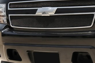 T-Rex® - 2-Pc Sport Series Black Mesh Grille