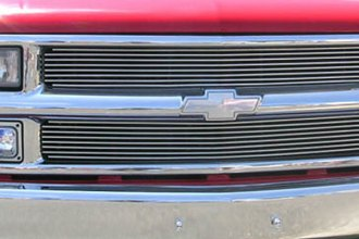 T-Rex® 50058 - 2-Pc Horizontal Chrome Billet Main Grille