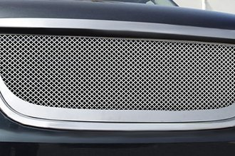 T-Rex® - 1-Pc Polished Mesh Grille