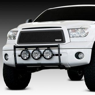 T-Rex® - 1-Pc Upper Class Series Black Mesh Grille