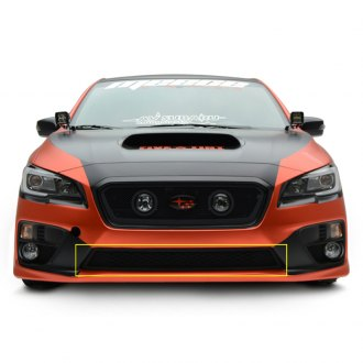 T-Rex® - 1-Pc Upper Class Series Black Mesh Bumper Grille