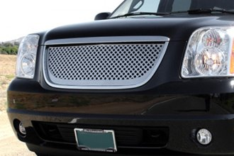 T-Rex® - 1-Pc Denali Style Polished Main Grille