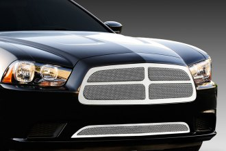 T-Rex® - 4-Pc Look Upper Class Series Polished Mesh Grille