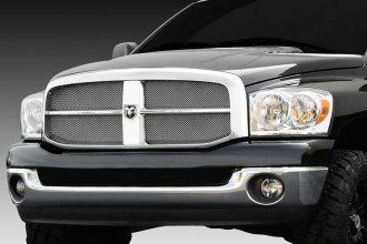 T-Rex® - 4-Pc Upper Class Series Polished Mesh Grille