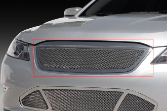 T-Rex® 54526 - 1-Pc Upper Class Series Polished Mesh Main Grille