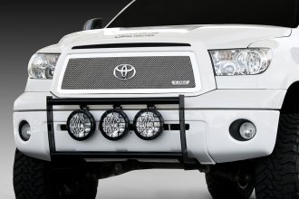 T-Rex® - 1-Pc Upper Class Series Polished Mesh Grille