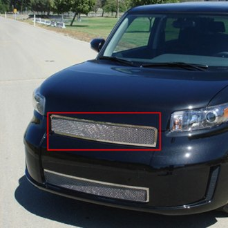 T-Rex® - Upper Class Series Polished Mesh Main Grille