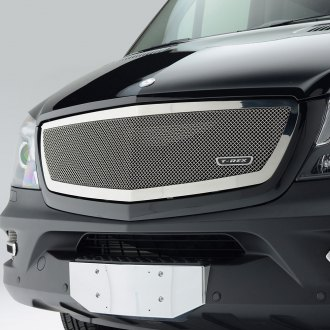 T-Rex® - Upper Class Series Chrome Mesh Grille
