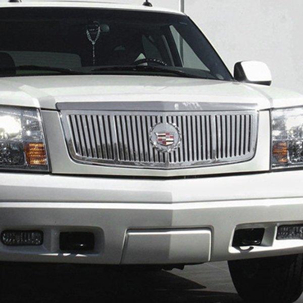 Grille Platinum: Billet Cadillac Escalade Grill