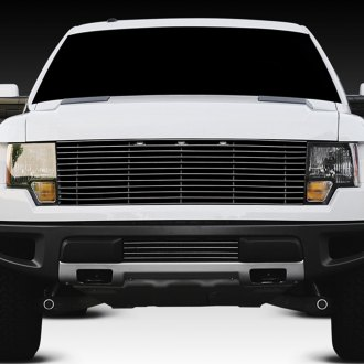 T-Rex® - 1-Pc Laser Horizontal Polished Billet Grille