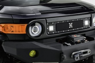 T-Rex® - 1-Pc Torch Series LED Light Black Grille