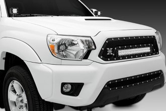 T-Rex® - 1-Pc Torch Series LED Light Black Formed Mesh Main Grille
