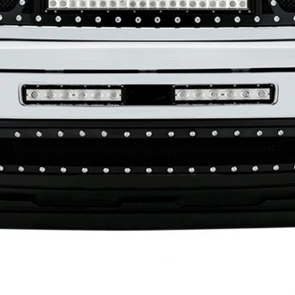 T-Rex® - Torch Series LED Light Black Bumper Grille