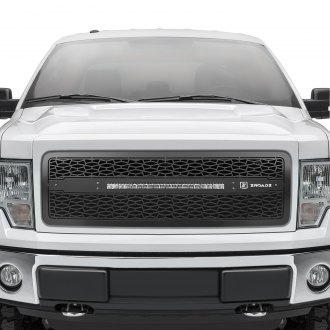 T-Rex® - ZROADZ Series Laser WEB LED Light Black Main Grille