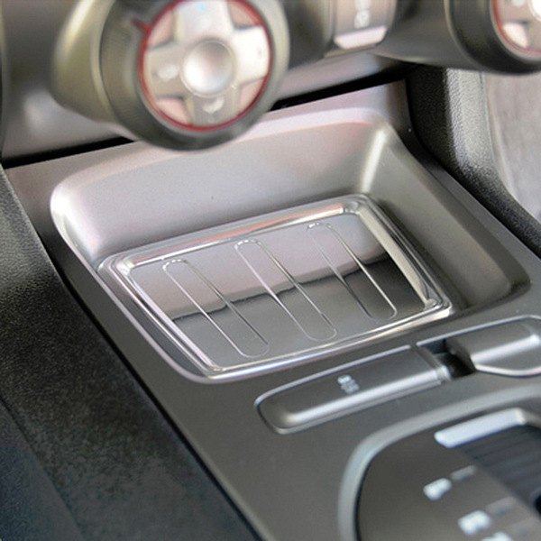 T Rex Chevy Camaro Ls 2010 2013 T1 Series Center Console Tray