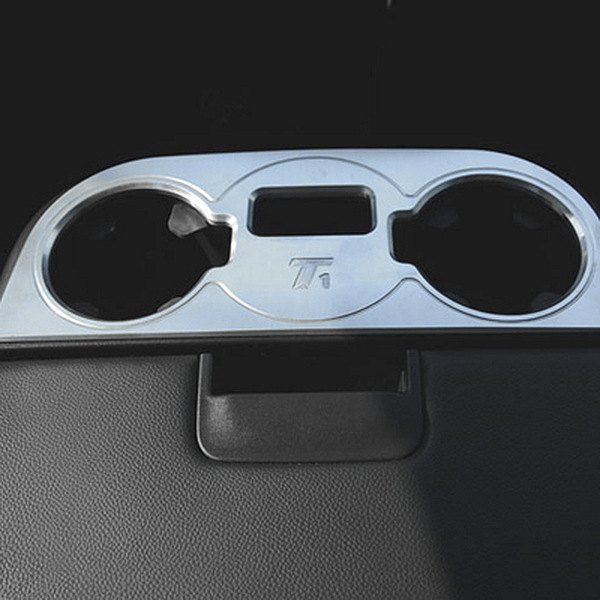T-Rex® - T1 Series Billet Brushed Center Console Cup Holder