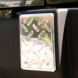 T-Rex® - T1 Series Brushed Billet Bumper Guard Plates