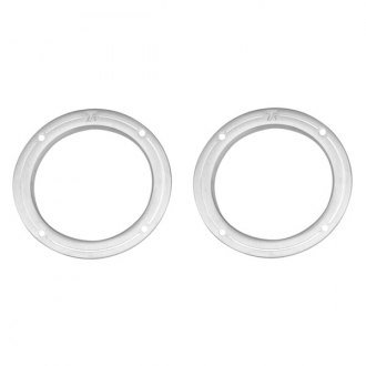 T-Rex® - T1 Series Brushed Fog Light Bezels