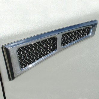 T-Rex® - Upper Class Series Polished Side Vents