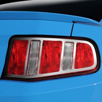 T-Rex® - 2-Pc T1 Series Polished Tail Light Trim
