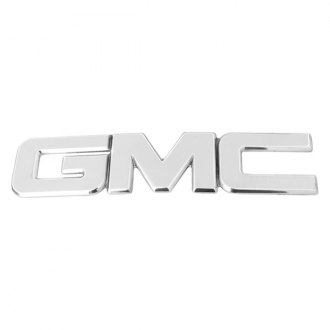 T-Rex® - Polished Front Billet GMC Emblem