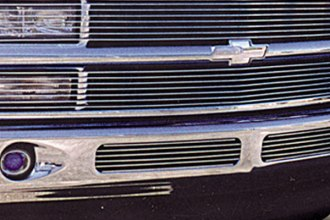 T-Rex® - 2-Pc Phantom Horizontal Polished Billet Grille