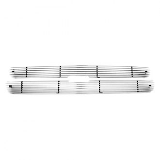 T-Rex® - 2-Pc Horizontal Polished Billet Main Grille