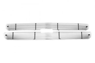 T-Rex® 20075 - 2-Pc Horizontal Polished Billet Main Grille