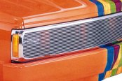 T-Rex® - Phantom Horizontal Polished Billet Main Grille Insert