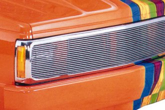 T-Rex® - 1-Pc Phantom Horizontal Polished Billet Grille Insert