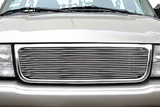 T-Rex® - Horizontal Polished Billet Main Grille Insert