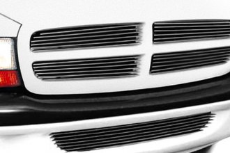 T-Rex® - 4-Pc Horizontal Polished Billet Grille Insert