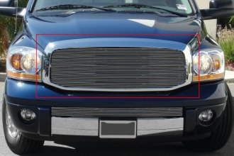 T-Rex® 20468 - 1-Pc Polished Billet Grille