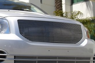 T-Rex® - 1-Pc Horizontal Polished Billet Main Grille Insert