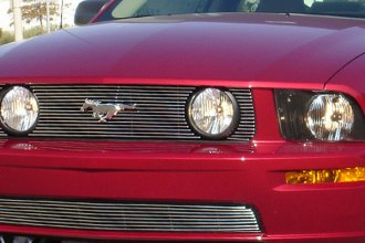 T-Rex® - 3-Pc Horizontal Polished Billet Grille Insert