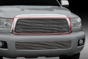 T-Rex® - 1-Pc Polished Billet Grille