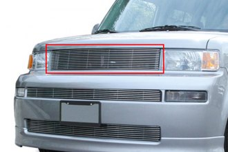 T-Rex® 20970 - 1-Pc Horizontal Polished Billet Main Grille