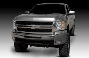 T-Rex® - 2-Pc Black Billet Grille