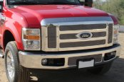 T-Rex® - 6-Pc Horizontal Polished Billet Main Grille