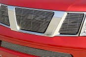 T-Rex® - 3-Pc Polished Billet Grille