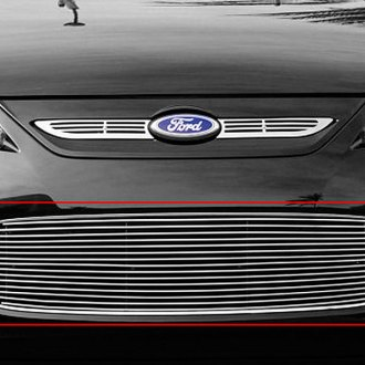 T-Rex® - 1-Pc Polished Billet Bumper Grille