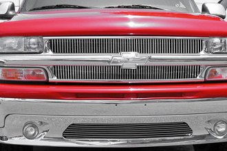 T-Rex® - Vertical Polished Billet Grille Insert