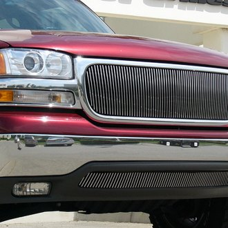 T-Rex® - Polished Vertical Billet Grille