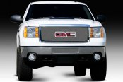 T-Rex® - Sport Series Chrome Mesh Grille with Logo Opening