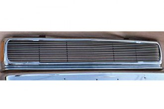 T-Rex® - 1-Pc Phantom Horizontal Chrome Billet Grille