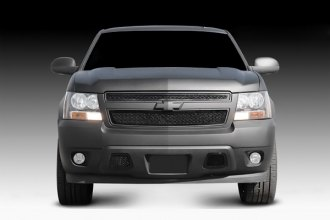 T-Rex® - Upper Class Series 2 Pc Style Black Mesh Grille