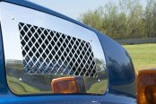 T-Rex® - Upper Class Polished Mesh Side Vent