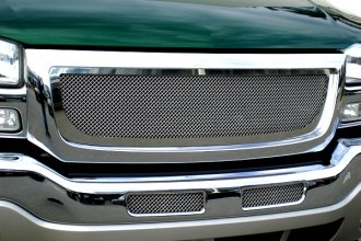 T-Rex® - Upper Class Series Polished Mesh Grille