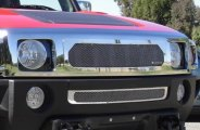 T-Rex® - Upper Class Polished Mesh Grille